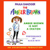 Amber Brown Is Not a Crayon (Unabridged)