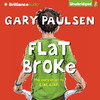 Flat Broke: The Theory, Practice and Destructive Properties of Greed (Unabridged)