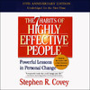 The 7 Habits of Highly Effective People: Powerful Lessons In Personal Change (Unabridged)