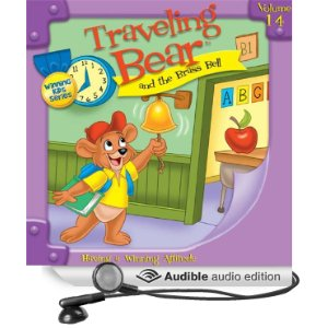 Traveling Bear and the Brass Bell (Unabridged)