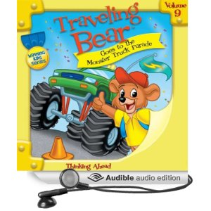 Traveling Bear Goes to the Monster Truck Parade (Unabridged)