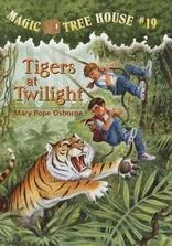 Magic Tree House #19: Tigers At Twilight (Unabridged)