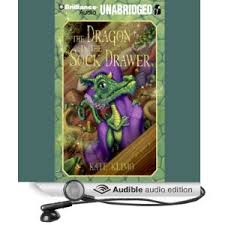 The Dragon in the Sock Drawer: Dragon Keepers, Book 1 (Unabridged)