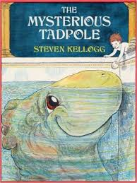 The Mysterious Tadpole (Unabridged)