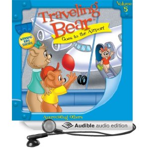 Traveling Bear Goes to the Airport (Unabridged)