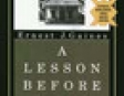 A Lesson Before Dying (Abridged Fiction)
