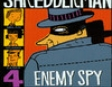 Shredderman: Enemy Spy (Unabridged)