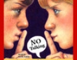 No Talking (Unabridged)