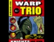 Knights of the Kitchen Table: Time Warp Trio, Book 1 (Unabridged)