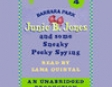 Junie B. Jones and Some Sneaky Peeky Spying, Book 4 (Unabridged)