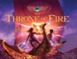 The Throne of Fire: Kane Chronicles, Book 2 (Unabridged)