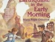 Magic Tree House #24: Earthquake In the Early Morning (Unabridged)