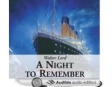 A Night to Remember (Unabridged)