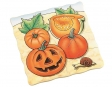 Pumpkin Layered Puzzle