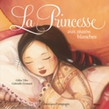 La princesse aux mains blanches (French)