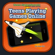 Teens Playing Games Online