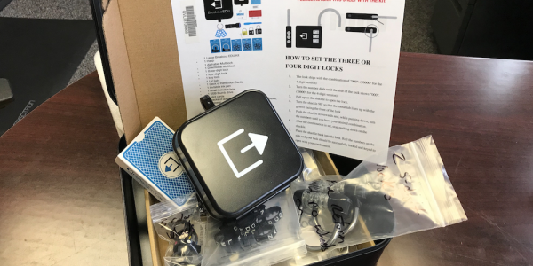 ReadyFor Breakout Edu Kit