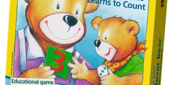 Clever Bear Learns to Count